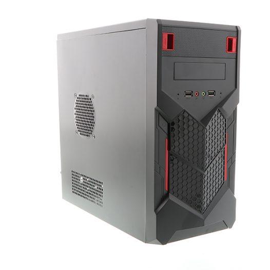Case Xtech CS705 Micro ATX con Fuente 500W