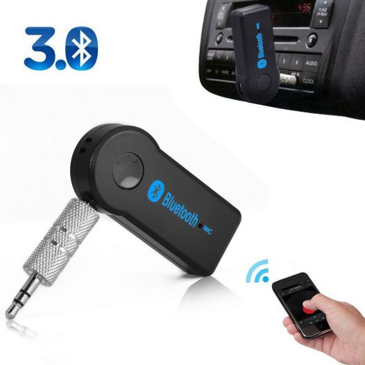 Receptor de Audio Bluetooth