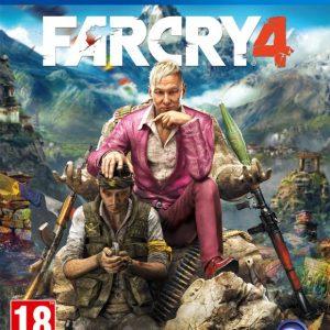 Videojuego Far cry 4  PS4