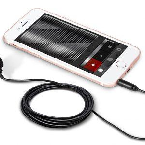 Bower Ibo-Mic100 Micrófono Para Android Y Apple