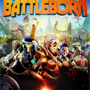 Videojuego Battleborn PS4