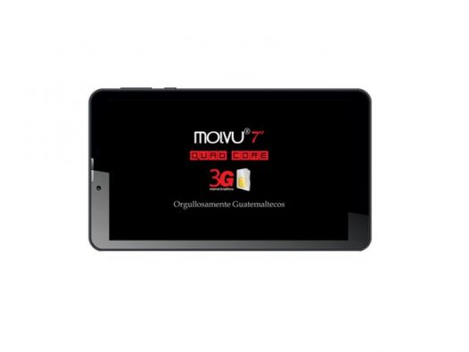 """Phablet Android 7"""" (Tablet y Celular en Uno) Molvu M7 3G y Wifi"""