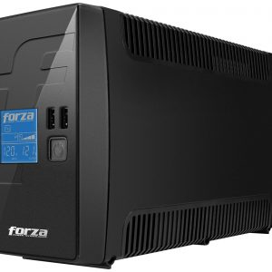UPS Forza RT-601LCD 600VA Interactivo 8 Tomas