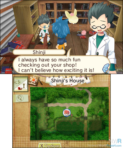 Juego Harvest Moon Hometown Story 3DS - Kemik Guatemala