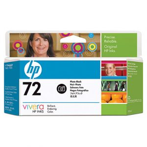 HP 72 - 130 ml - Photo Negro