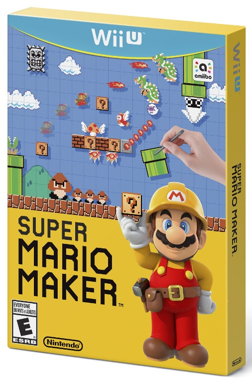 Videojuego Mario Maker Wii U Tienda En Linea Kemik Guatemala