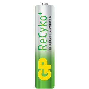 Baterias GP AAA 850 Mah, ReCyko 2 piezas Con cargador