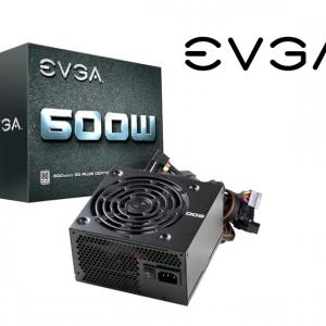Fuente de Poder EVGA 600W 80 Plus White
