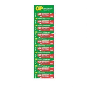 Bateria GP power plus AAA , caja 20 blister