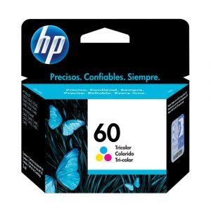 Cartucho HP 60 Color