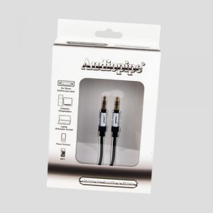 CABLE AUDIOPIPE 3.5 A 3.5,  6""