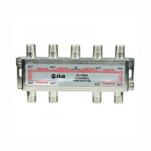 Plug N.A. RCA Hembra Doble De 3.5mm.