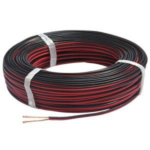 Cable Audiopipe P/ Bocina N/R Cal. 12, 100'