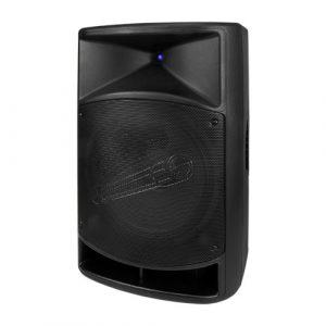 Bocina Activa Audiopipe 15'' 1000W/USB/SD/BT