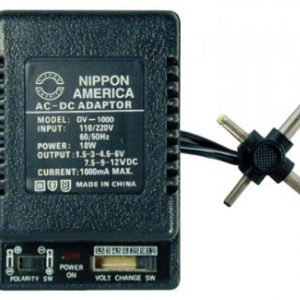 Adaptador Nippon America 1000 MAMP, 110-220V.