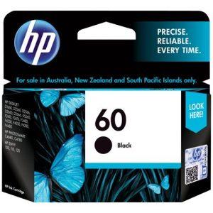 Cartucho HP 60 Color Negro