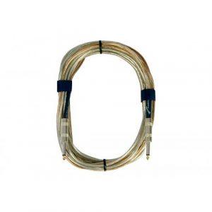Cable Zebra P/Bocina 1/4 a 1/4, 20'