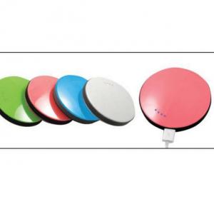 Acomulador de energía iStuff, para celular azul