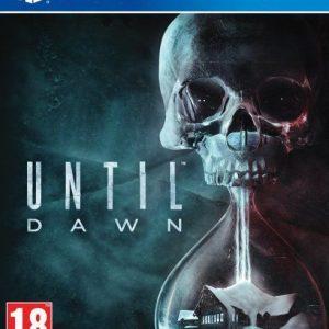 Until Dawn jueg PS4