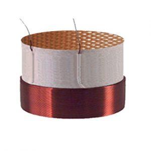 Bobina fibra TMC 2.4'' 8 ohms 2 capas