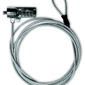 Cable de bloqueo de computadora tipo notebook Xtech