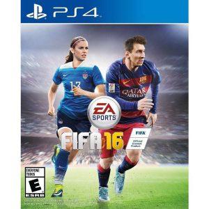 Videojuego Fifa 16 PS4