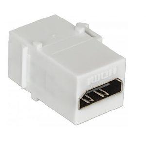 Conector Intellinet HDMI hembra a hembra