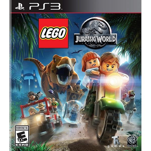 Juego Lego Jurassic World Ps3 Tienda En Linea Kemik Guatemala