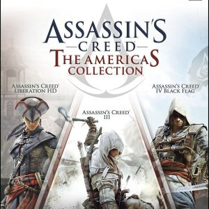 Videojuego Assassins creed americas collection (3 juegos) Xbox 360