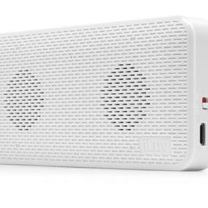 Bocina iLuv aud mini bluetooth compact blanco