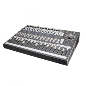CONSOLA AUDIOPIPE 16 CAN. FX/MP3 PLAYER