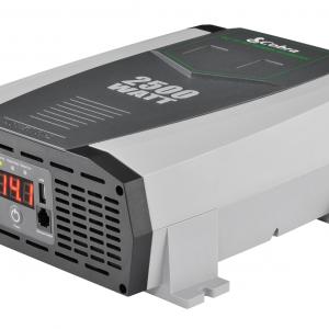 Inversor de Energia Cobra 2500W/USB