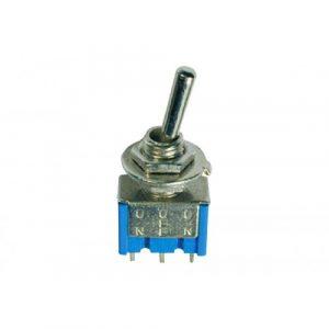 Switch N.A. 125V, 3 A, 3 P