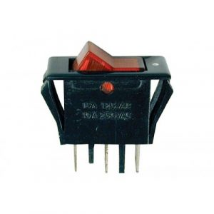 Switch N.A. 125V, 15 A, 3 P