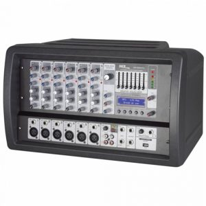 CONSOLA SKP 6 CANALES USB