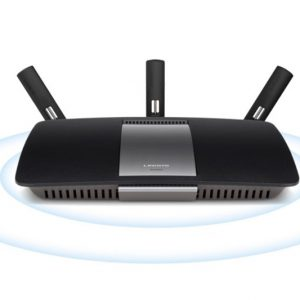 Router inteligente inalámbrico Linksys EA6900 AC1900 + dualband