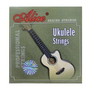 Set de cuerdas Alice para ukulele