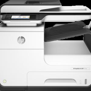 Impresora Multifuncional de Cartuchos HP PageWide 477dw