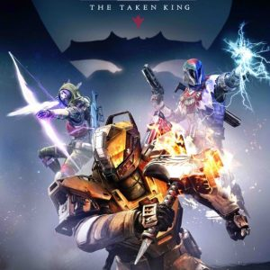 Videojuego Destiny taken king PS4