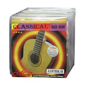 Cuerda Alice para guitarra classica # 6, 10 piezas