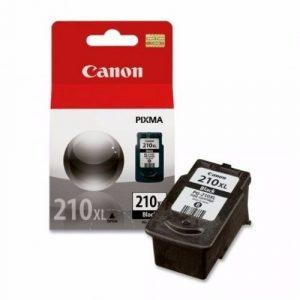 Cartucho Canon PG-210XL Negro Alto Rendimiento