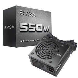 Fuente de poder Evga 550W ATX 12V