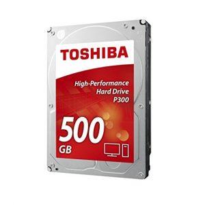 Disco duro Toshiba 500gb serial ata III 7200rpm