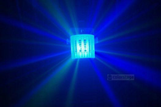Mini Luz Led RGB Zebra Derby de 15W de 36 Ventanas