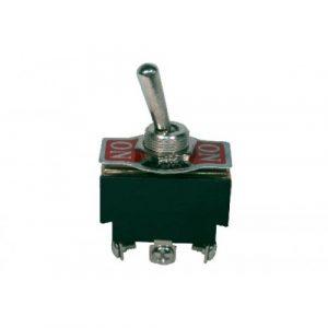 Switch N.A. 117V, 10 A, 6 P