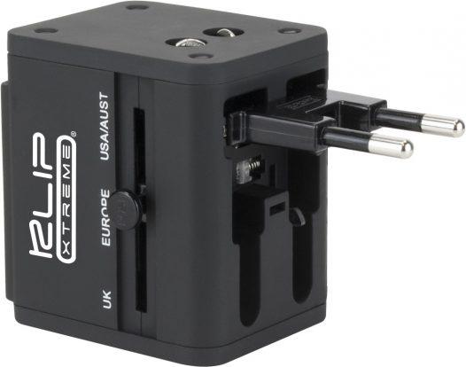 Adaptador de corriente universal Klip Xtreme