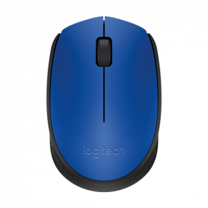 Mouse Inalambrico Logitech M170 Color Azul