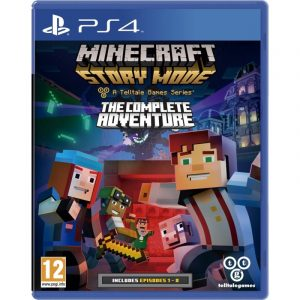 Videojuego Minecraft The Complete Adventure para PlayStation 4
