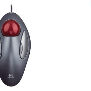 Mouse Alambrico Logitech Trackman Marble Trackball