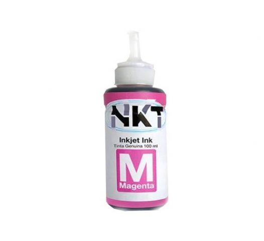 Refill de tinta Nkt para Epson serie L c/magenta